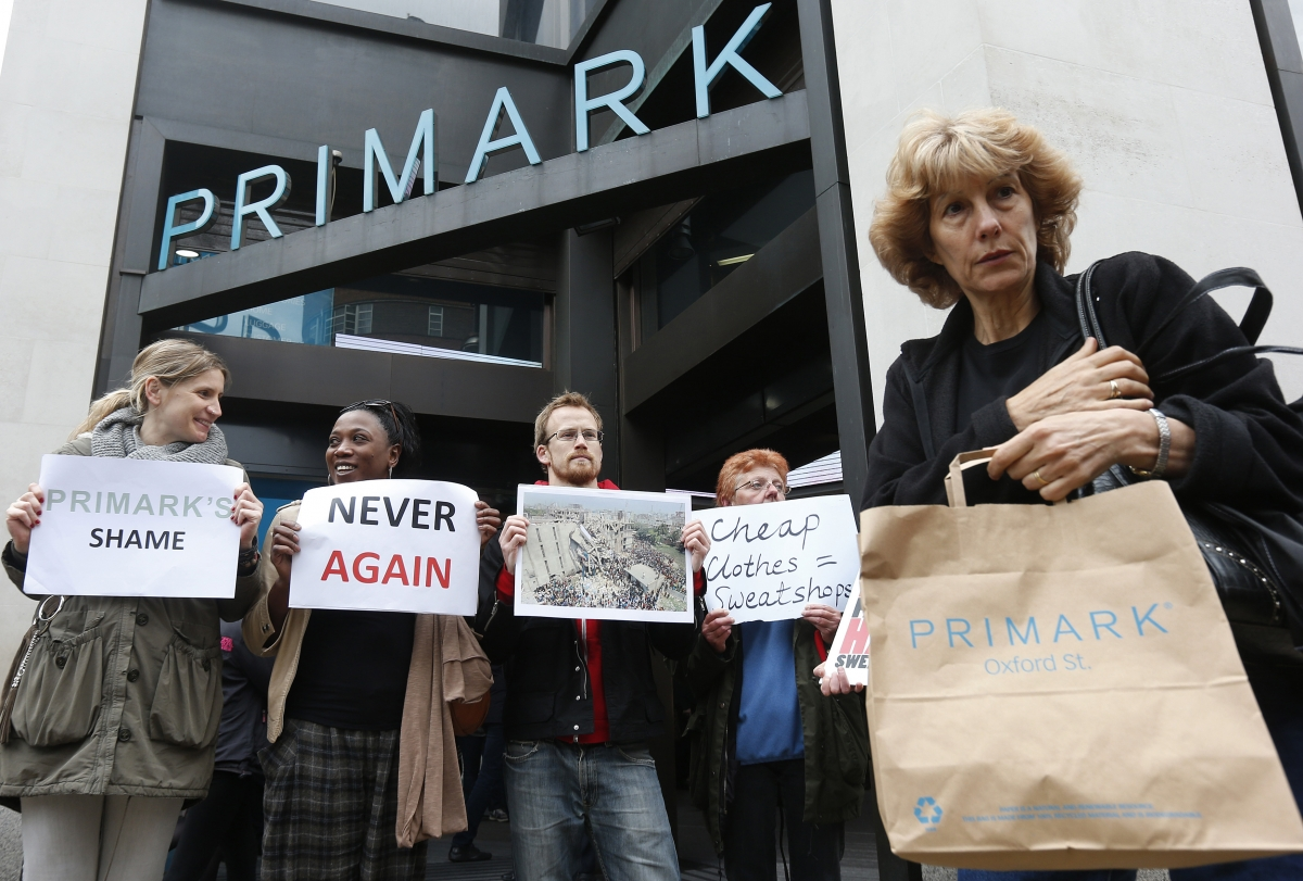 Goodbye primark michael kors says fast fashion will die out