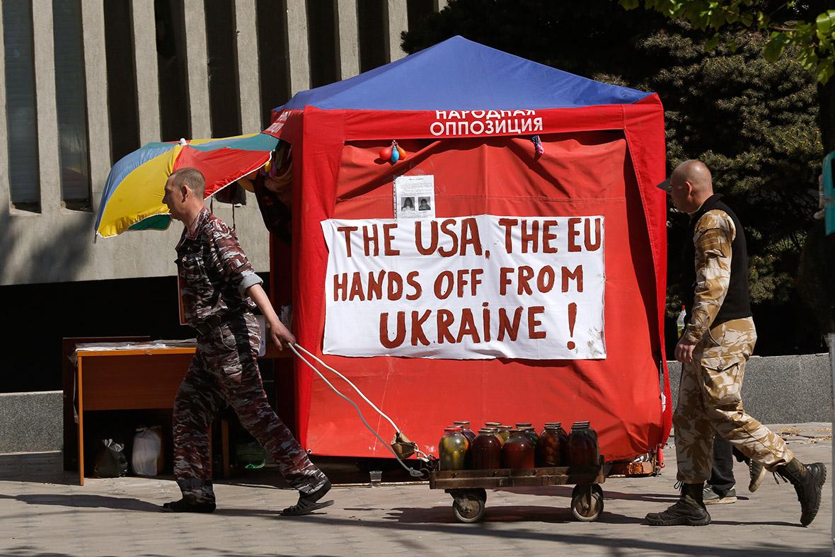 luhansk hands off