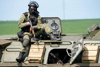 slaviansk tank