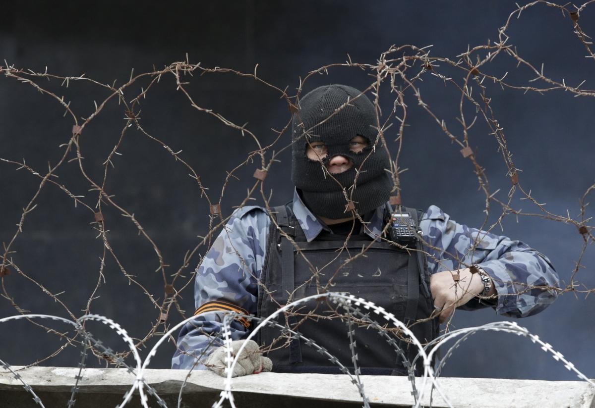Ukraine Russia Civil War