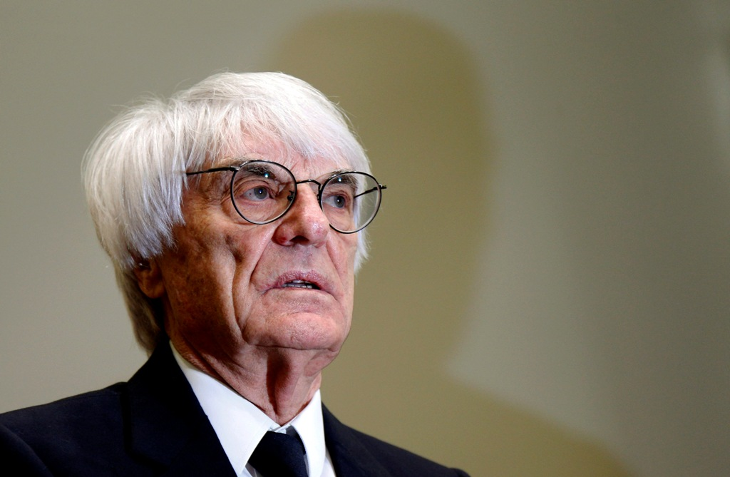 German Conviction Could See Ecclestone and Daimler Exit F1