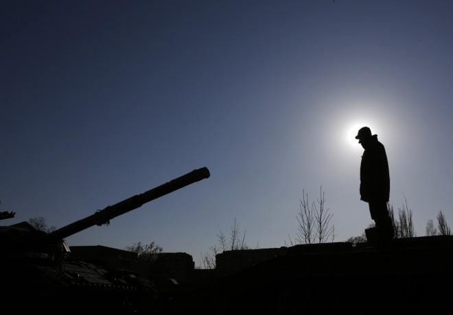 Ukraine Russia Army