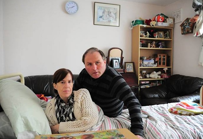 Jacqueline and Jason Carmichael win victory in bedroom tax battle