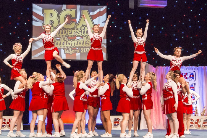 Cheerleading 3