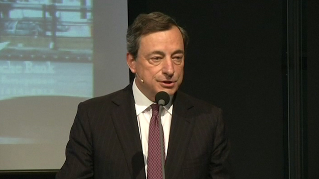 Weaker Inflation Could Prompt ECB Asset-Buying