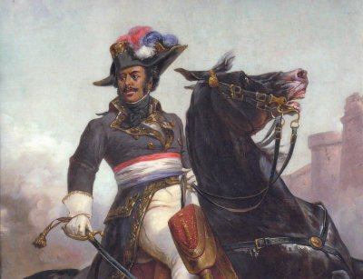 General Thomas-Alexandre Dumas France black slavery