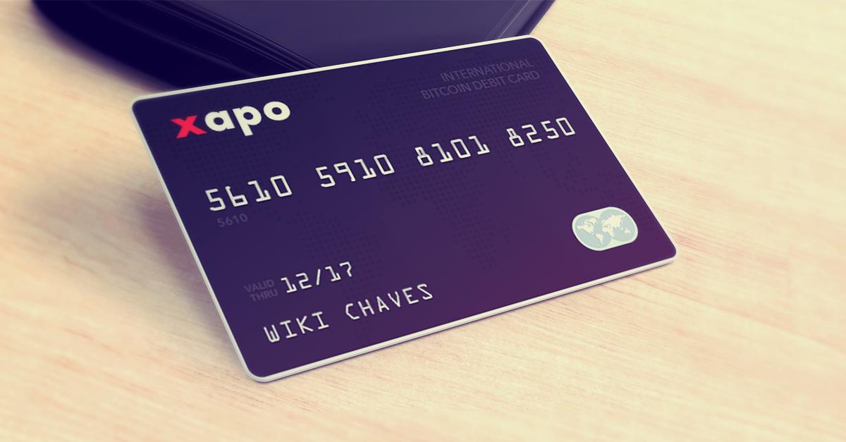 Xapo Credit Card