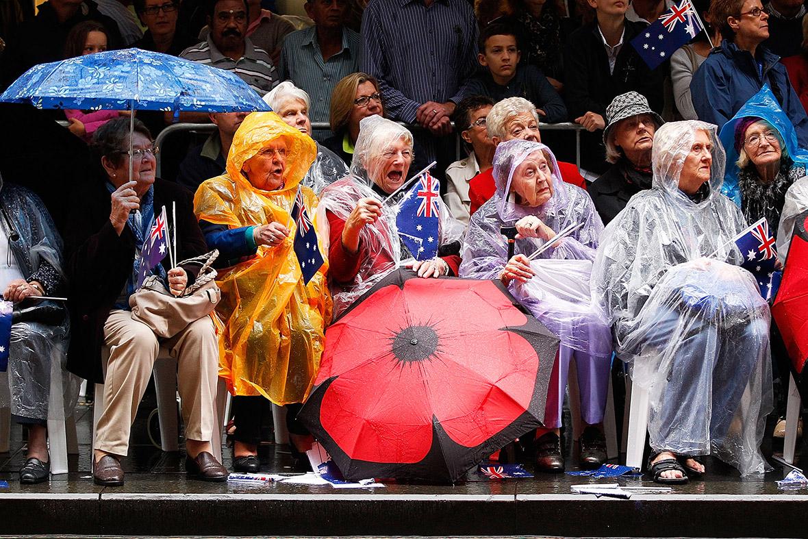 sydney spectators