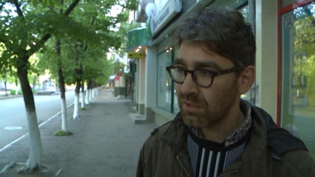 Simon Ostrovsky Released by East Ukraine Militants