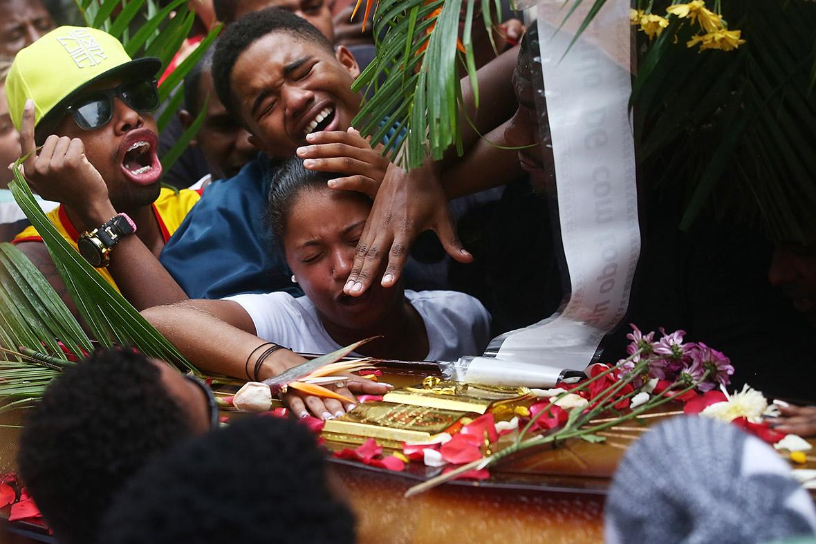 rio dancer coffin