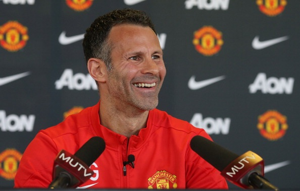 Ryan Giggs press conference