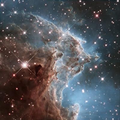 Hubble Telescope birthday picture