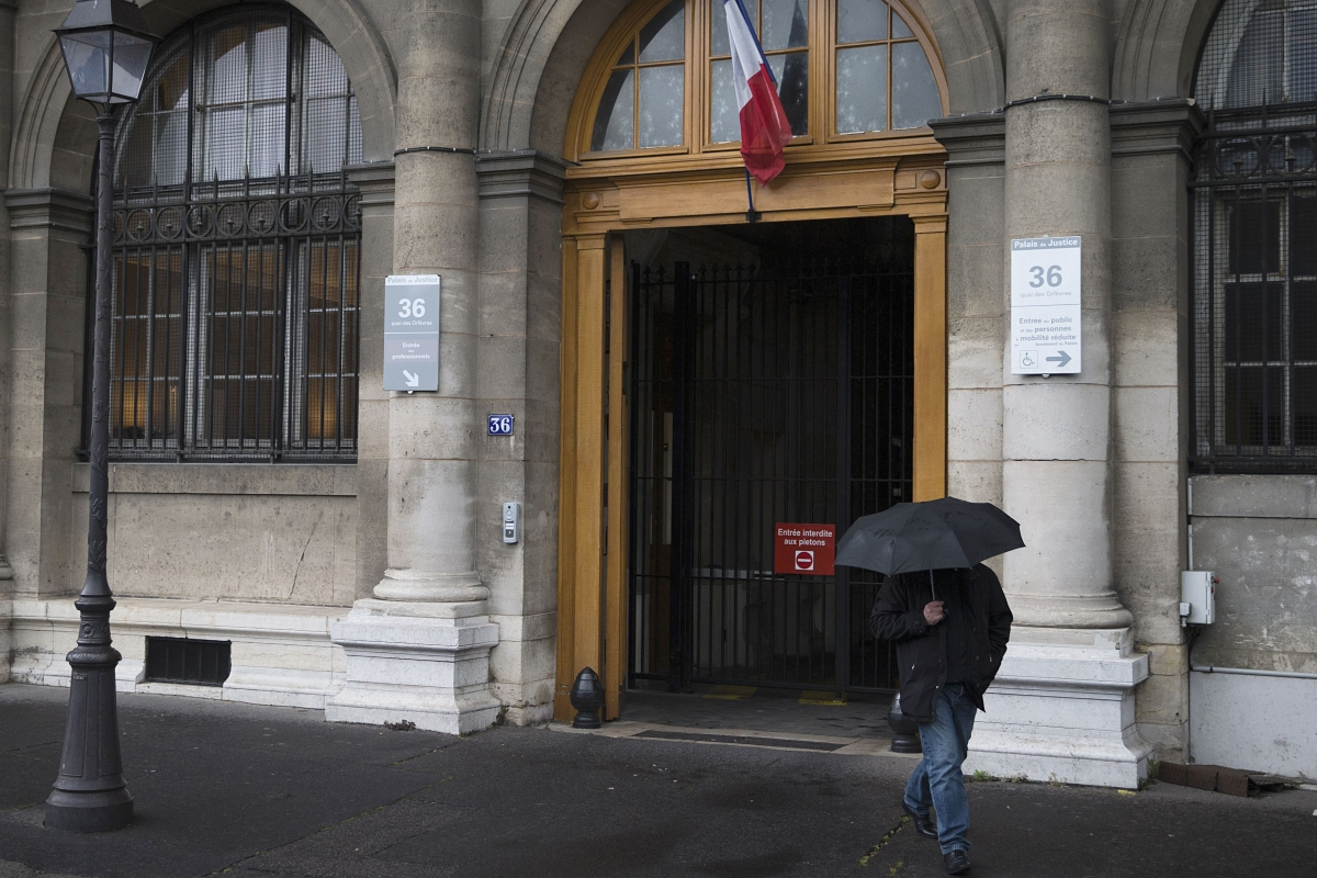 Canadian Tourist Gang Raped by French Elite Squad at Paris Iconic Police HQs