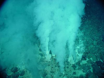 Hydrothermal vent