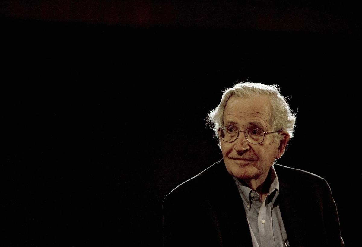 Scottish Independence Backed by Noam Chomsky to Devolve Europe's Power