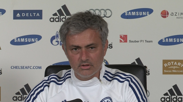 Jose Mourinho Confirms His Future Lies with Chelsea