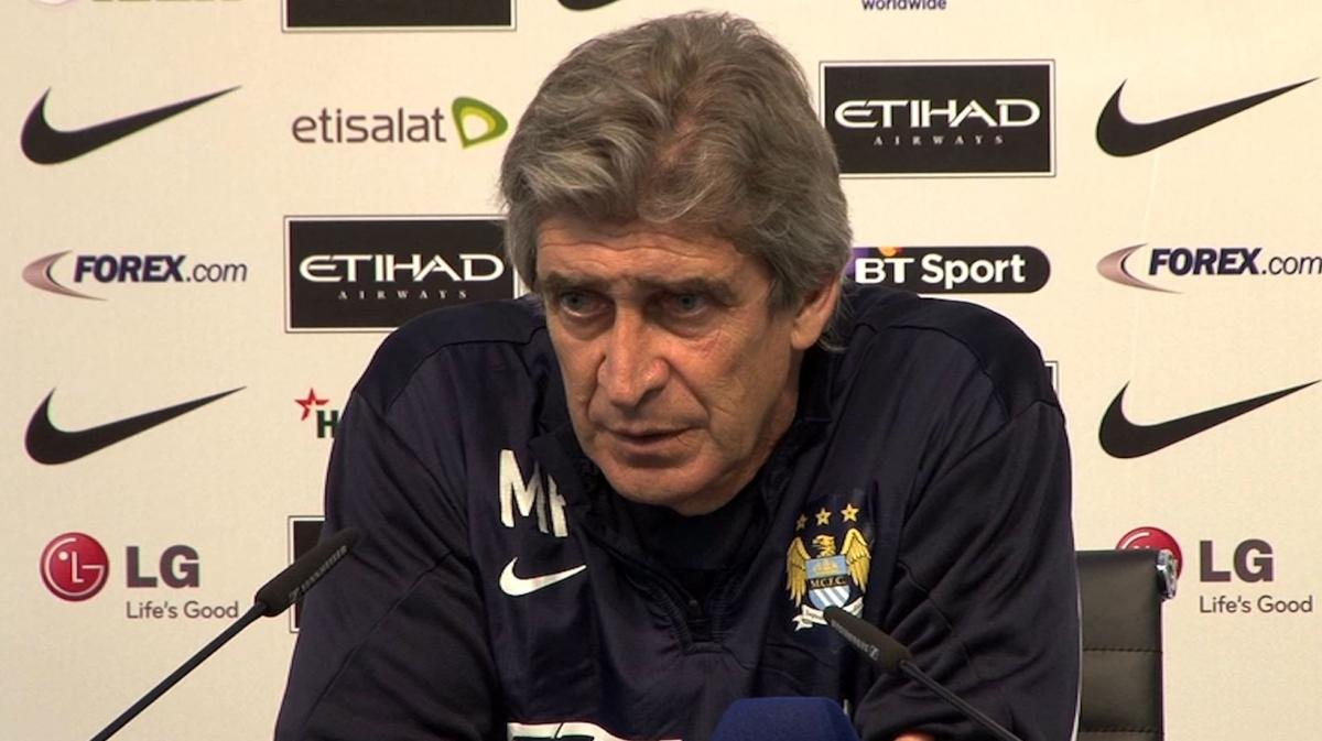 Manuel Pellegrini: I Only Focus on My Team, Not Jose's