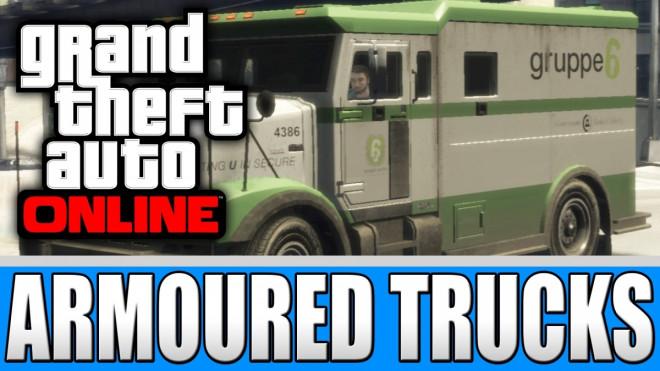 GTA 5 Online: Secret Bullet Proof Vehicles Location Revealed