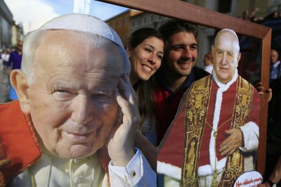 Vatican Prepares for Canonisation