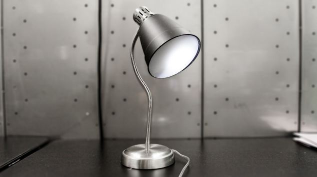 The Coversnitch listening device can be hidden in a lamp.
