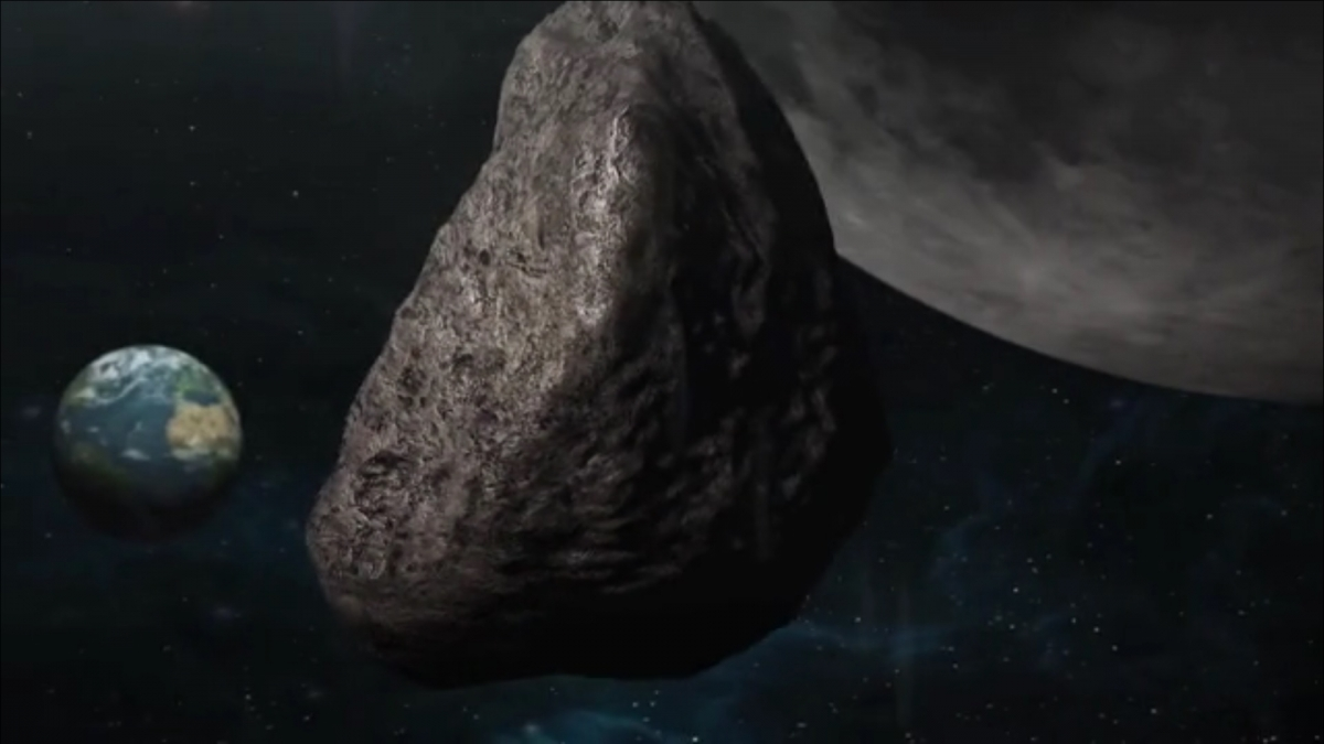 Asteroid Will Destroy the World Next Week, says ...