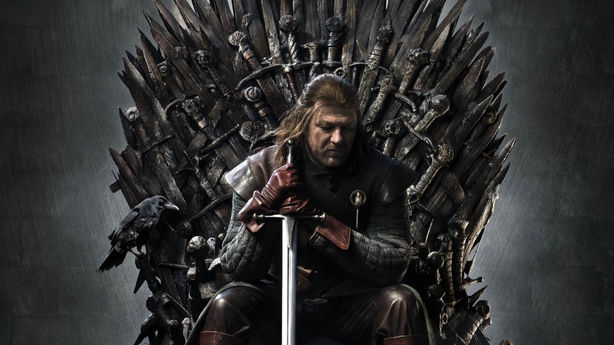 Ned Stark in Game of Thrones Season 1