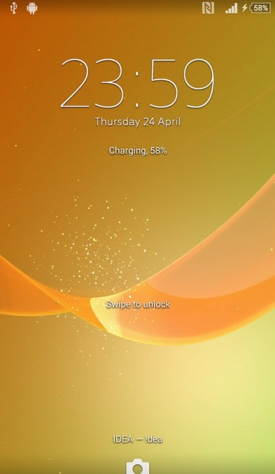 Android 4.4.2 KitKat for Xperia Z
