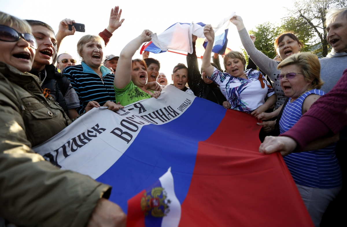 Ukraine crisis and sanctions on Russia
