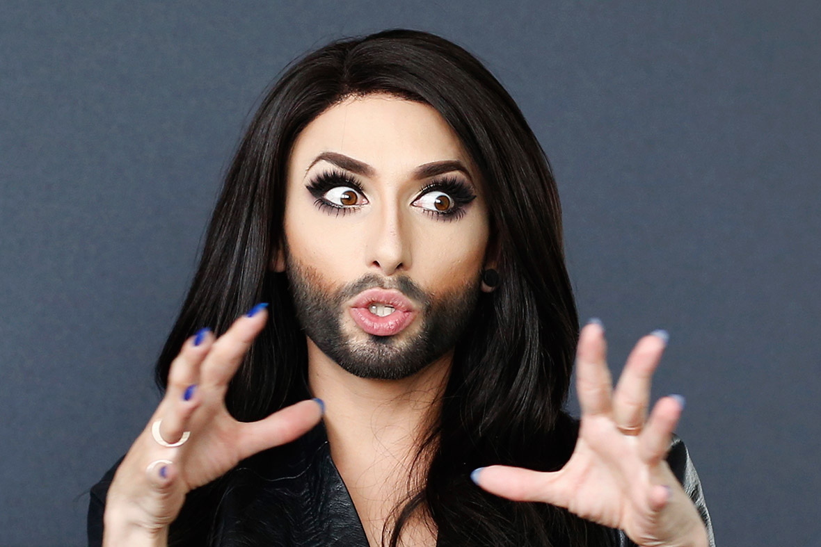 eurovision drag