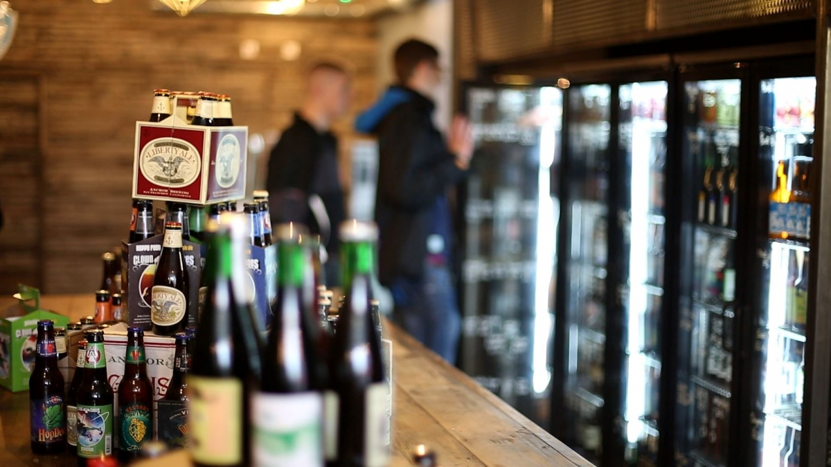 Scotland's Beer Boom Boosts BrewDog's BottleDog London Launch
