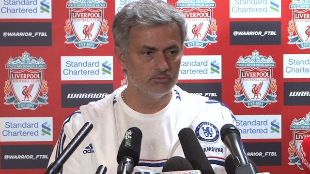 Jose Mourinho: The Best Team Won