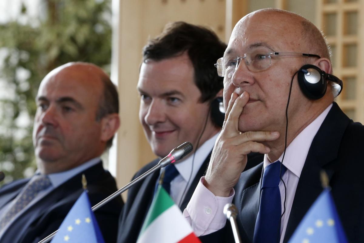 Osborne: EU Economies Should Accept Sanctions Hit