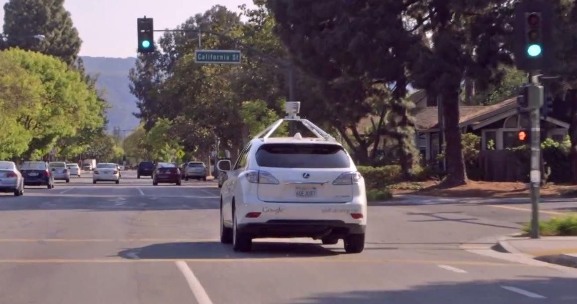 Google Self-Drive Car