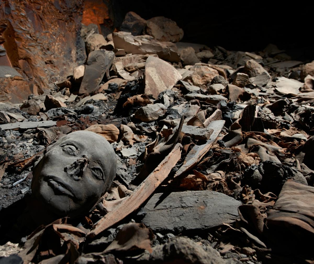 Tomb KV 40