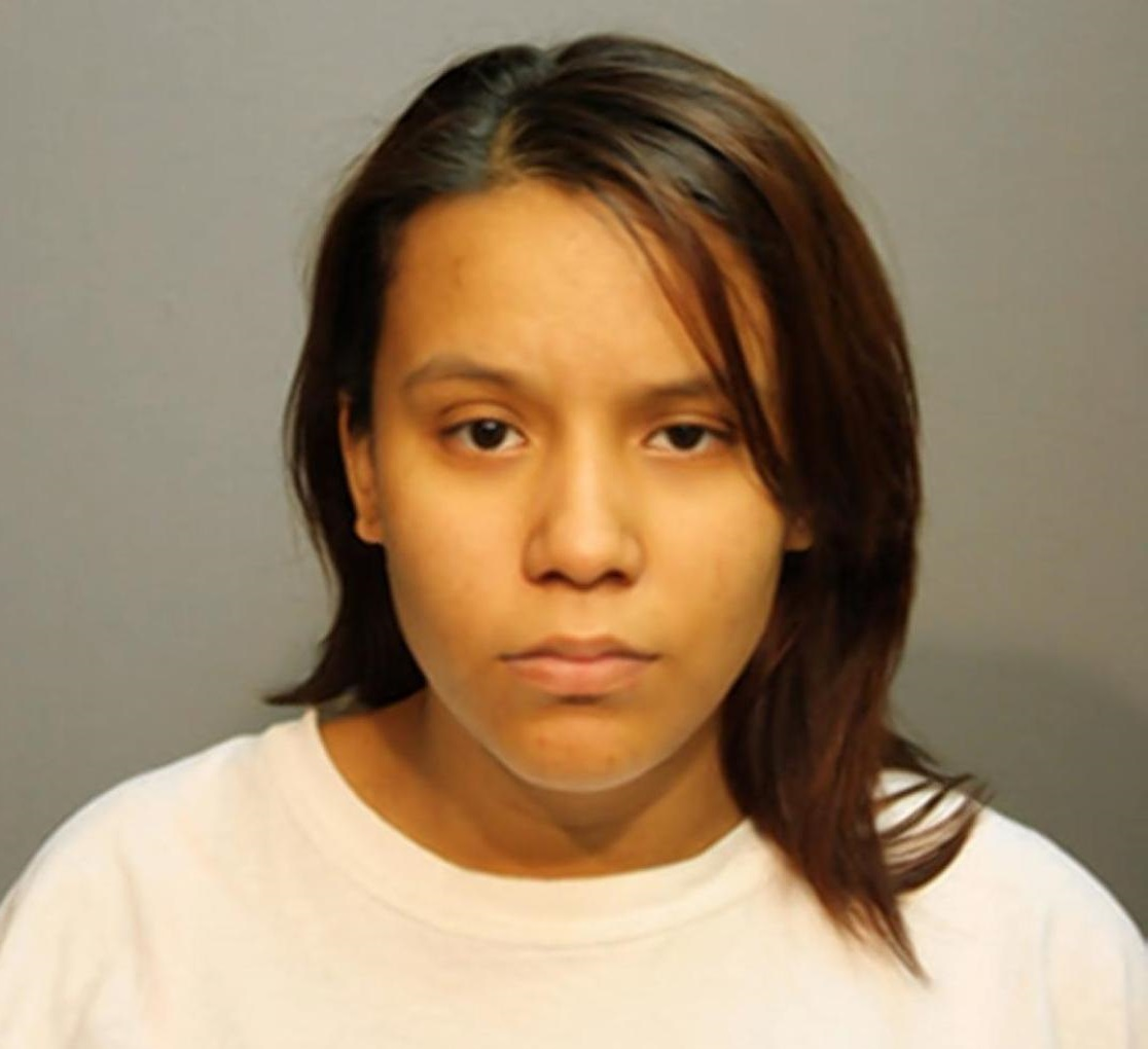 Ana Rosa Mora, a teenage mum in Chicago kills her newborn son as the baby looked like her ex-boyfriend