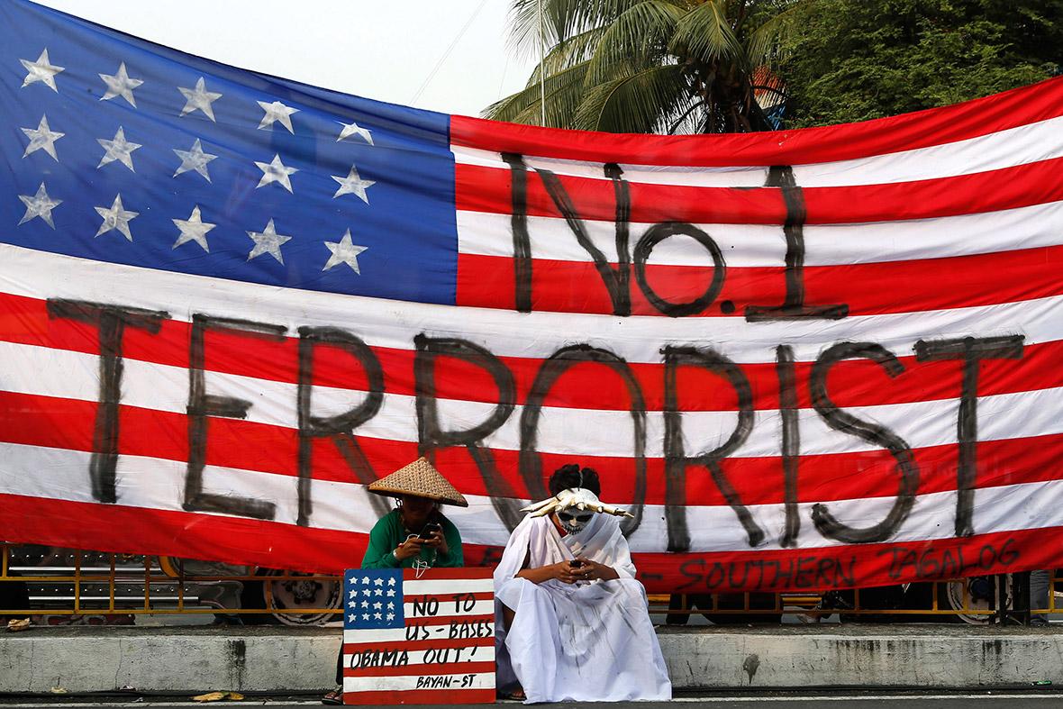 no 1 terrorist
