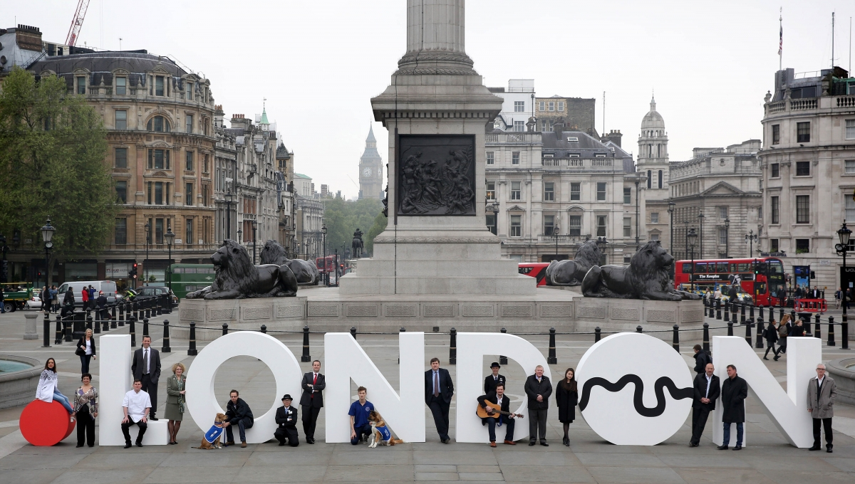 Dot London domain launches