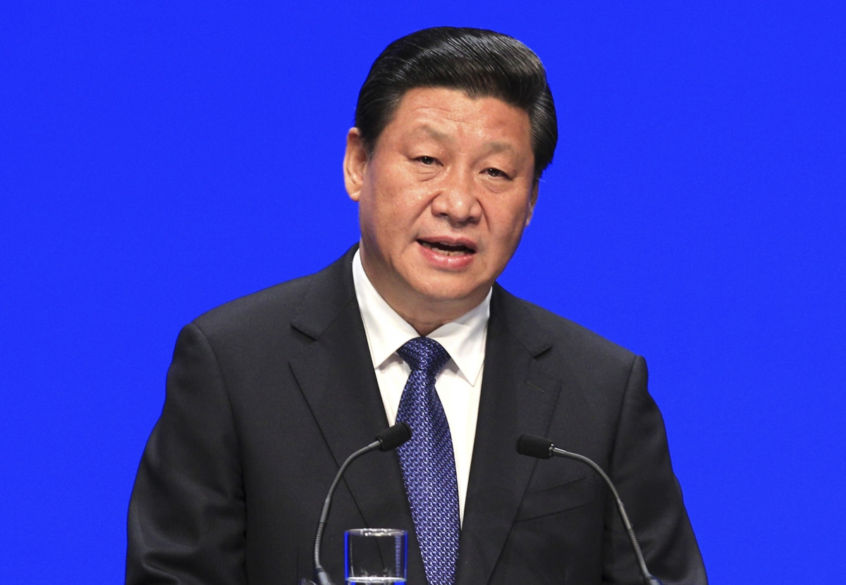 Xi Jinping Xinjiang Terrorism