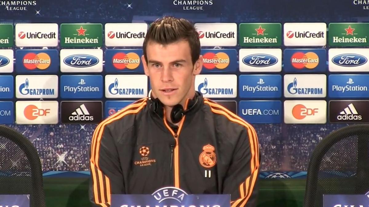 Gareth Bale: Real Madrid Are Confident