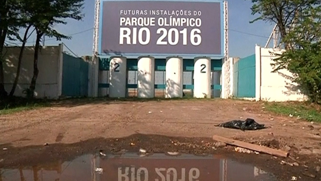 IOC Critical Of Brazil's Olympic Preparations