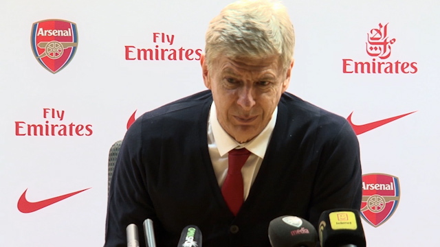 Arsene Wenger: We Always Want More