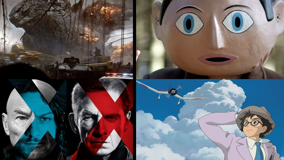 May Film Preview: Godzilla Roars Back onto Screens, X-Men Old and New Clash in Days of Future Past
