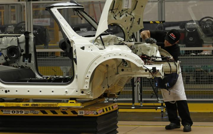 UK manufactoring