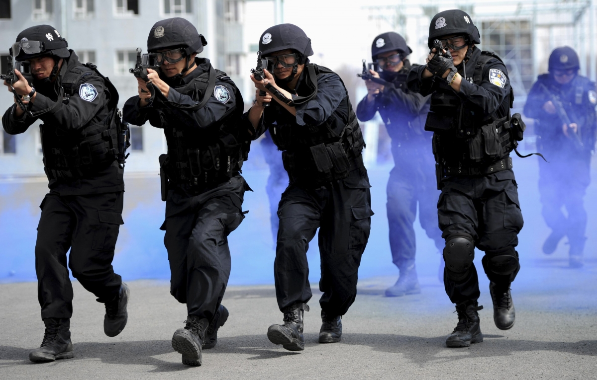 Xinjiang Counter-Terrorism