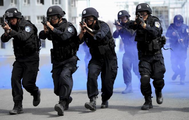Xinjiang Counter-Terrorism