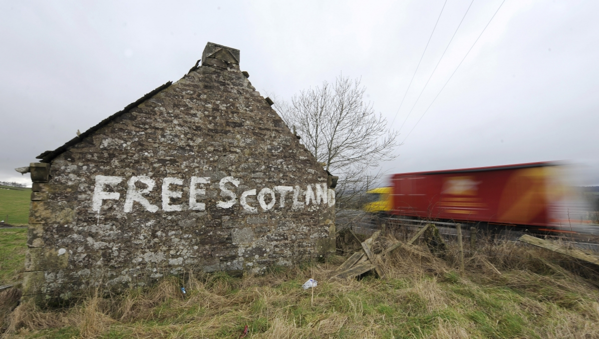 Scottish Independence Will Prompt 40,000 Job Losses but Boost London Employment
