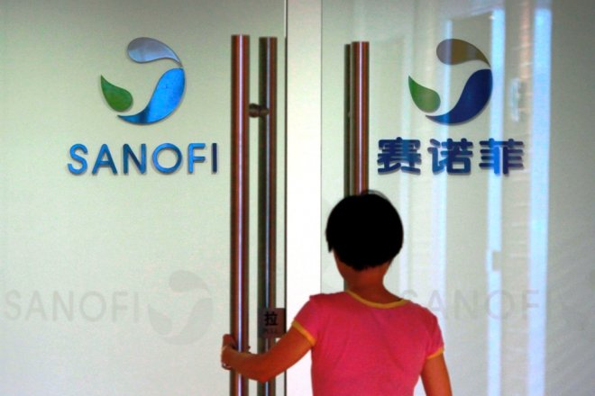 Sanofi Office China