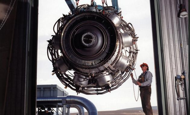 Rolls-Royce Confirms £900m Gas Turbine Siemens Talks