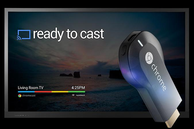 Chromecast Updates Adds Support for Google , ESPN, MLS and Crunchyroll