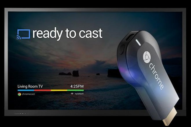Chromecast Updates Adds Support for Google Drive Presentations